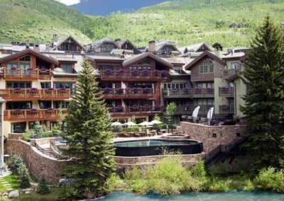 One Willow Bridge luxury timeshare in Vail, CO