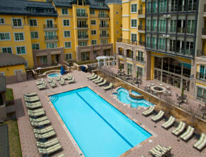 Ritz-Carlton Club--Vail Year-Round Pool