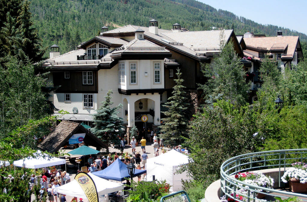 Vail Farmers Market Attracts More Than Just Farmers